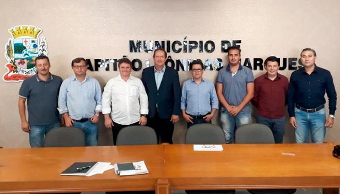 Claudio Quadri é reeleito presidente do Consórcio Procaxias